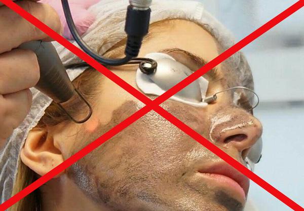 Запреты после ботулинотерапии