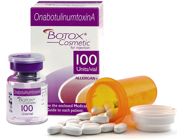 Рассмотрим влияние антибиотиков на эффективность Ботокса...