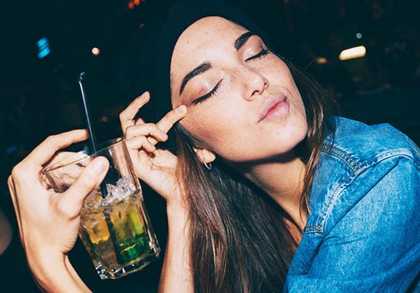 Алкогольное опьянение при Ботоксе