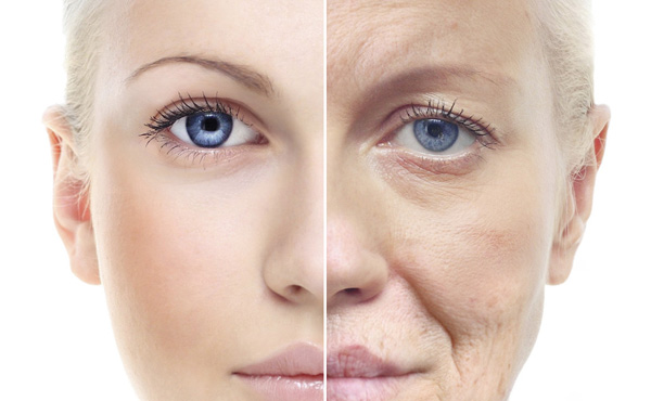 Естественный процесс старения как причина углубления носогубок