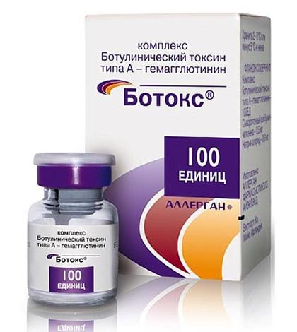Ботокс не может спровоцировать онкологические заболевания