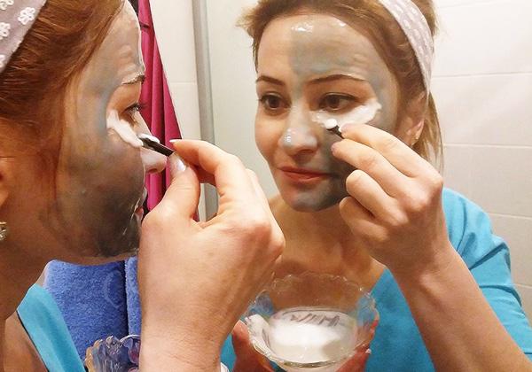 Домашние маски для улучшения состояния кожи