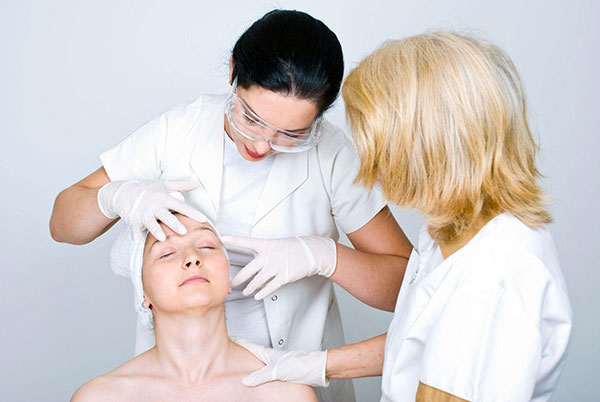Анализ лица пациента перед ботулинотерапией