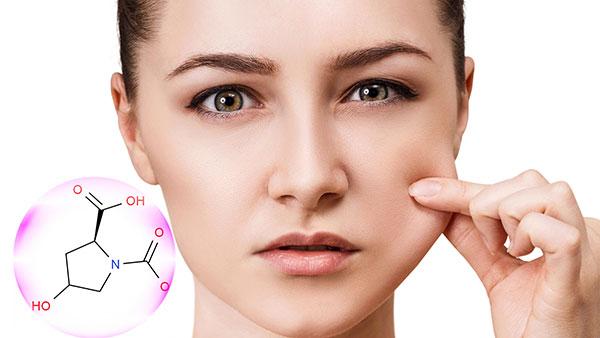 Компонент, защищающий эластиновые волокна кожи