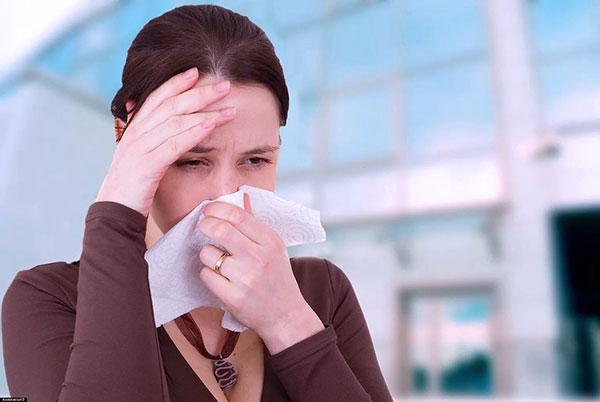 После ботулинотерапии возможно появление симптомов, схожих с простудой